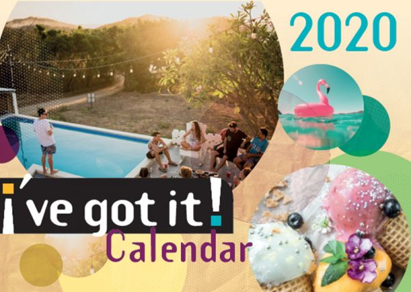 i´ve got it! 2020 - Ich hab's! Kalender 2020 (Englische Version)