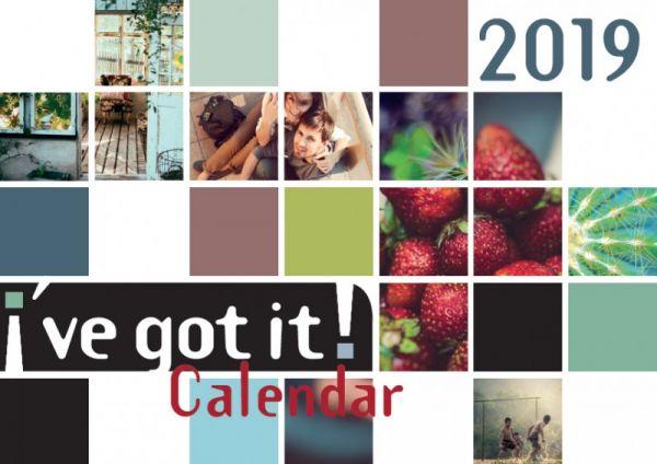 i´ve got it! 2019 - Ich hab's! Kalender 2019 (Englische Version)