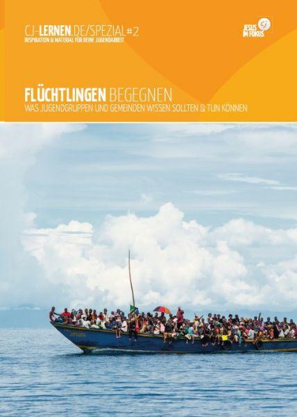 Flüchtlingen begegnen