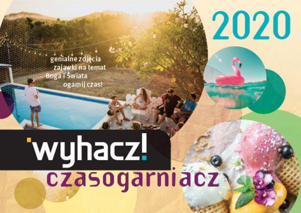 wyhacz! 2020 - Ich hab's! Kalender 2020 (Polnische Version)