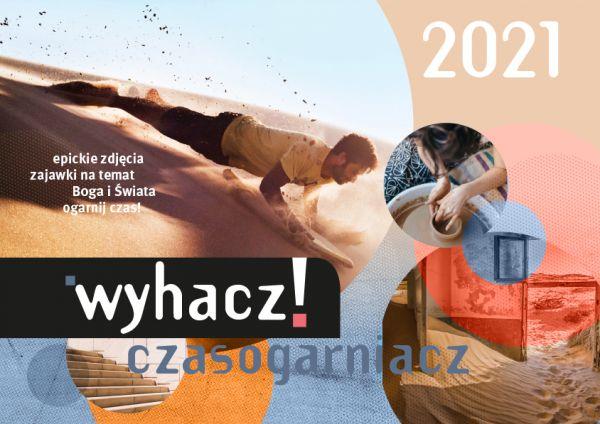 wyhacz! 2021 - Ich hab's! Kalender 2021 (Polnische Version)